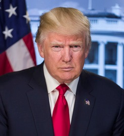 Official White House portrait