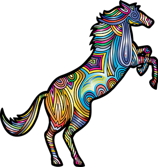 A Horse Of A Different Color - Idiom