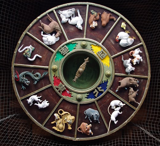 About half the world's population use Chinese astrology to get an idea of how the life-force is going to affect events and personal lives.