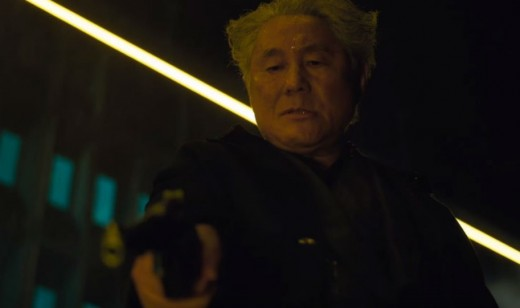 Daisuke Aramaki was the only other character to have development.