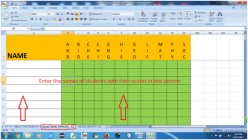 How to Design a Simple Grade Book Template Using Excel Formulae