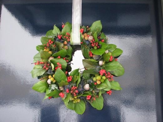 The Christmas wreath has a deep ancient story.