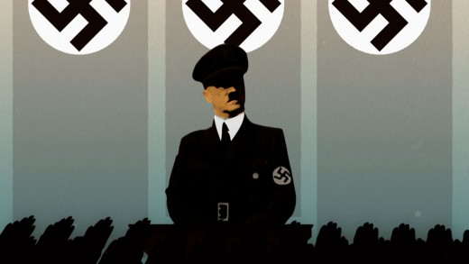 Come on. Is the Nazi symbolism in video-games really the problem, or is it the way that society sees World War 2 - in that we simply want to forget the part that we had in the war