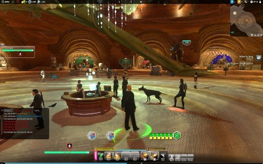 A New Players Area in Secret World Legends