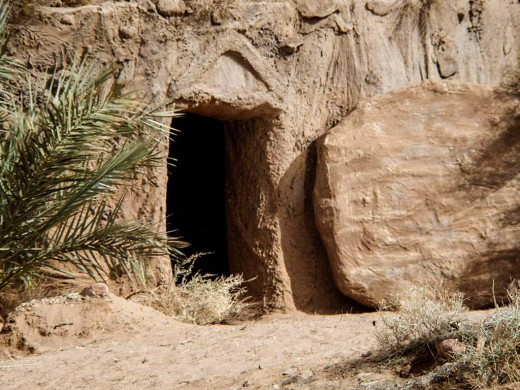 Tomb of Christ- He is RISEN