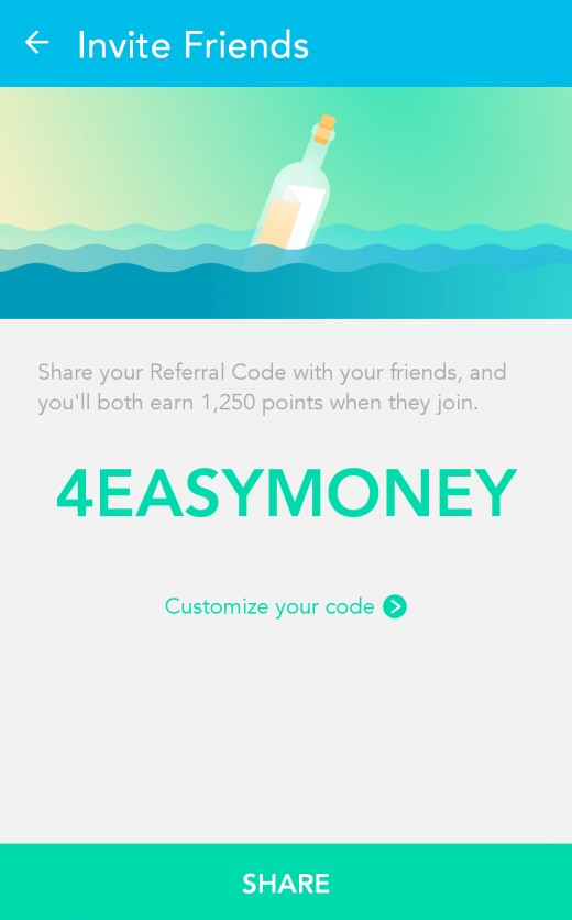 Fronto Referral Code: 4EASYMONEY