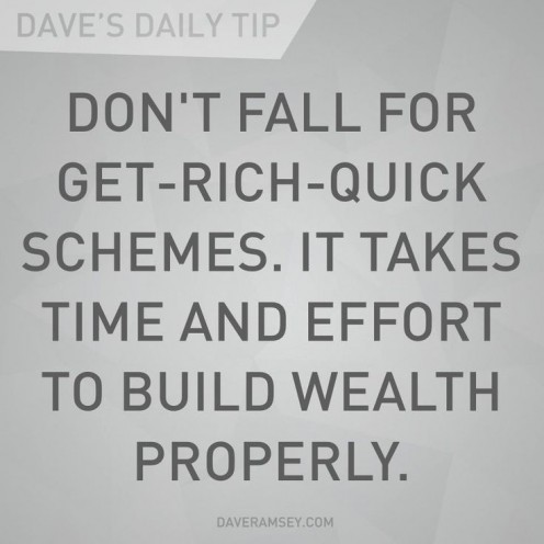 The Wisdom of Dave Ramsey