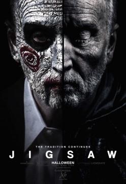 380 Days of Halloween: Jigsaw (2017) - Day 9