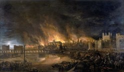 History of England: The Great Fire of London