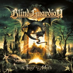 "Review of the Album ""A Twist in the Myth"" by German Power Metal Band Blind Guardian"