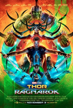 Thor: Ragnarok. A Review