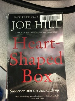 Heart Shaped Box: Book Review