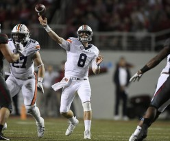 Former Baylor Quarterback Stidham Passes Auburn Past Texas A&M And Challenges Alabama In SEC Football