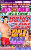 News and Notes from CMLL Puebla