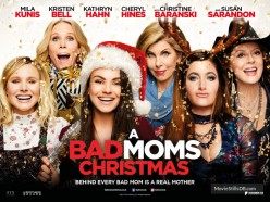 Bad Moms Christmas Movie Review