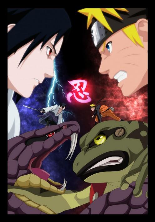 naruto shippuden wallpaper sasuke. Sasuke vs Naruto