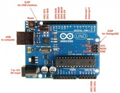 My First Steps With Arduino UNO