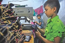 Interference in Sweatshops