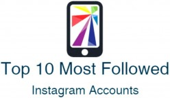Top 10 Most Followed Instagram Accounts