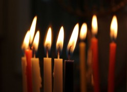 Hanukkah and Kwanzaa Use the Symbol of Candlelight in Celebration. How Else Are the Two Holidays Different and Similar?
