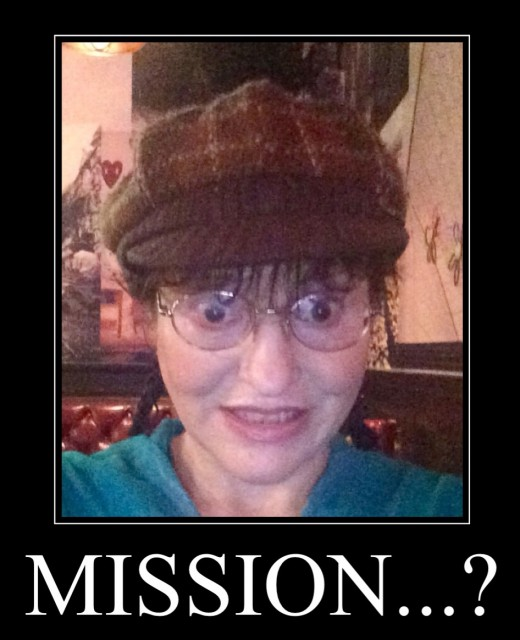 What Mission ?