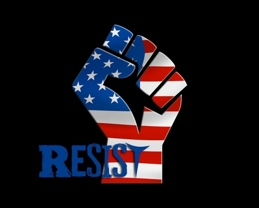 Resist Donald Trump's Presidency.