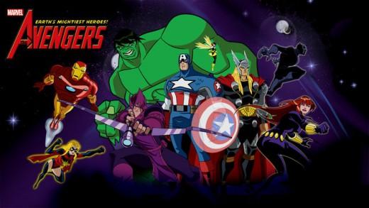 The Avengers Earths Mightiest Heroes Season 2
