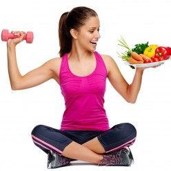 Importance of Eating Healthy and Exercising at a Young Age