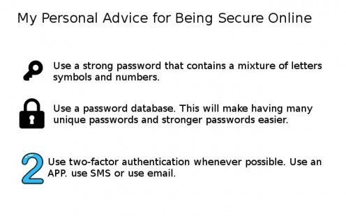 How to Be Secure Online