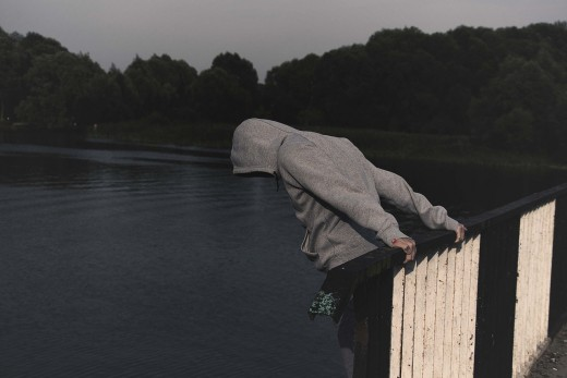 Thoughts of death or suicide happen during depressive episodes of bipolar.