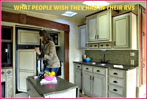 8 Things People Now Wish They Had in Their RVs