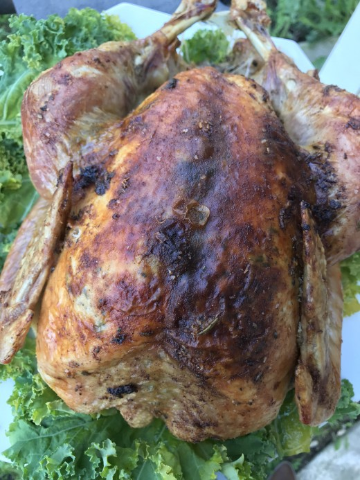 Carving a turkey can be a little bit messy, but it's not hard. Don't be afraid - this will show you exactly how to look like a pro!