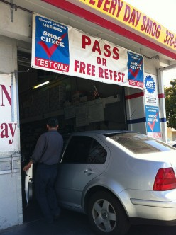 """How to """"Cheat"""" an Emissions Test"""