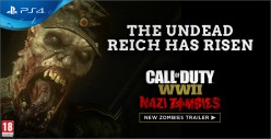 Zombies Will Fall in Call of Duty: World War 2