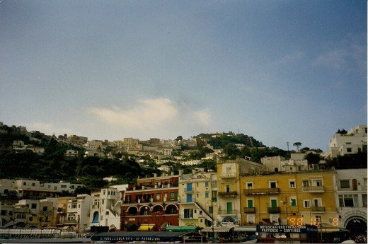 My Visit to Sorrento