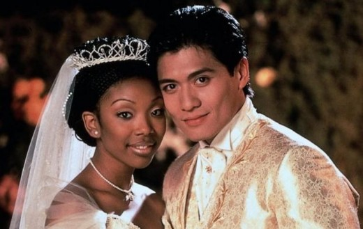 In Roger and Hammerstein musical film from 1997 Brandi played the part of Cinderella.