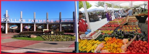 Dallas Farmers Market Is Where All The Best Chefs in Dallas Go To Get Their Fresh Ingredients - Shouldn't You Also?