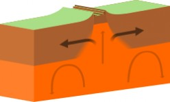 When Were Tectonic Plates Formed ?
