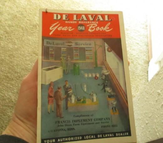 1948 De Laval Year Book