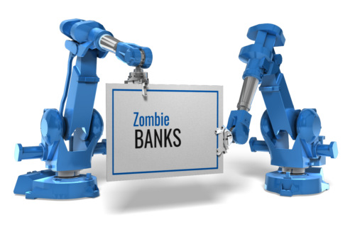 Zombie Banks and Problem Banks