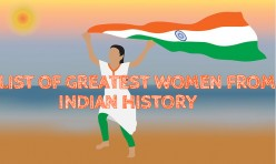 40 Greatest Women From Indian History