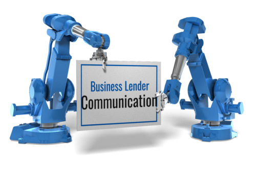 Communication with Commercial Lenders