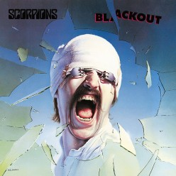 "Review of the Album ""Blackout"" by German Hard Rock Band Scorpions"