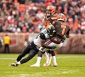 Jacksonville's Defense Dominates in Cleveland 19-7, Browns Fall to 0-10