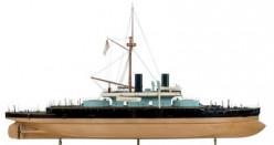 HMS Devastation, 1871 to 1908 - A Victorian Ironclad Battleship