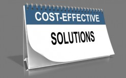 What Are Cost Effective Solutions?
