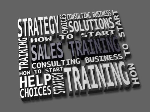 Sales Training Consulting