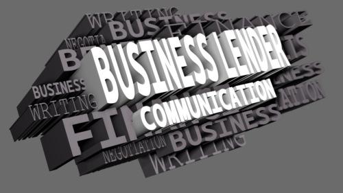 Business Lender Communication
