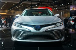 2018 Toyota Camry: Reviews And Specifications