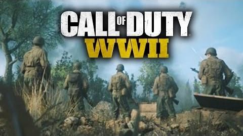 Call of Duty: WWII - delivers the greatest cinematic-at-the-home-screen story campaign mode that is a lesson well-learned in the atrocities of the events of World War 2, and just why this was the great war to end all great wars